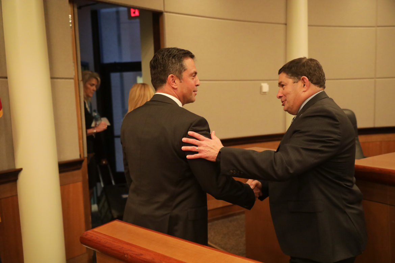 Sean Maika has been named Interim-Superintendent over Northeast Independent School District