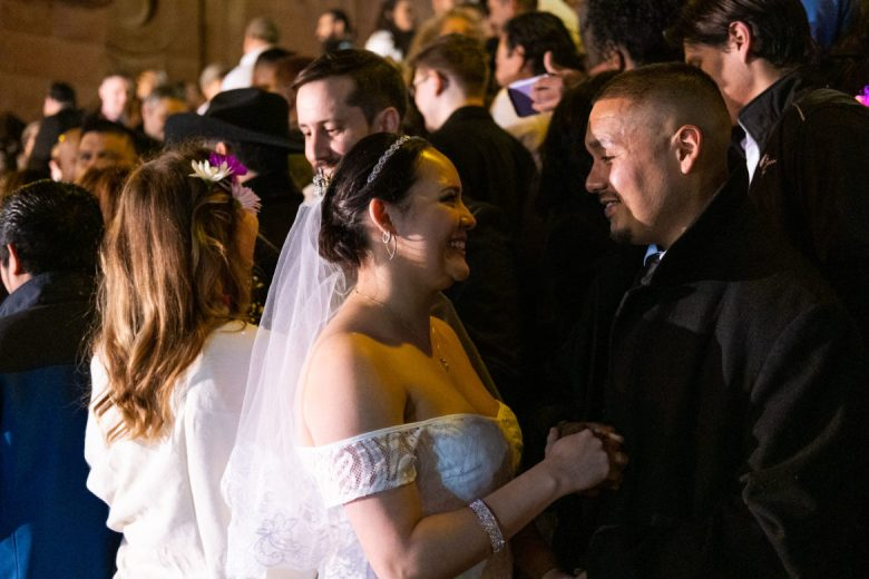 Midnight Marriages At Bexar County Courthouse Mark 30 Year Anniversary