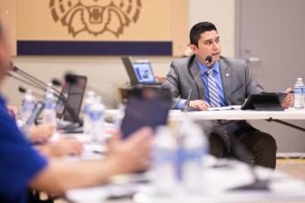 South San ISD Superintendent Alexandro Flores.