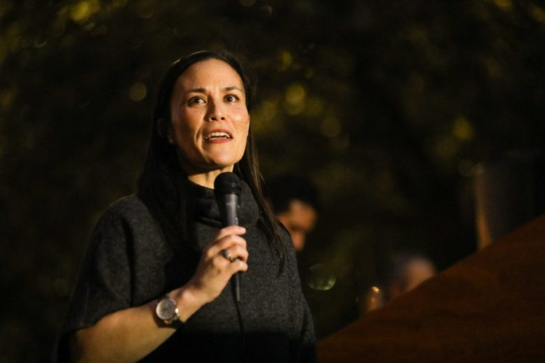 Gina Ortiz Jones.