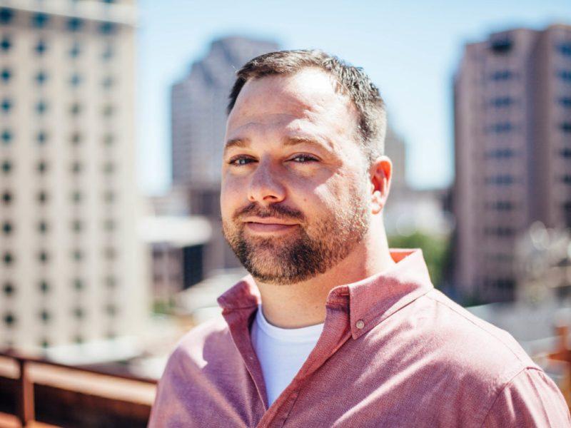 Geekdom CEO Charles Woodin