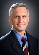 Bryan Alsip, University Health System executive vice president and chief medical officer