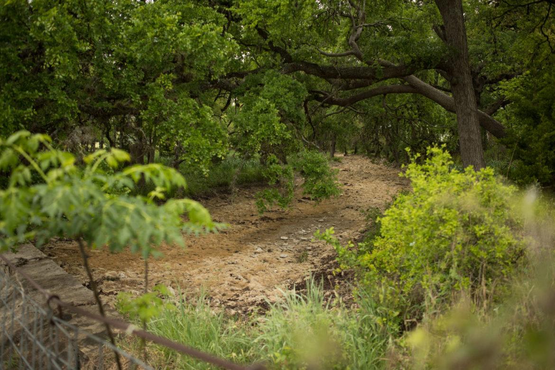 Indian Creek.