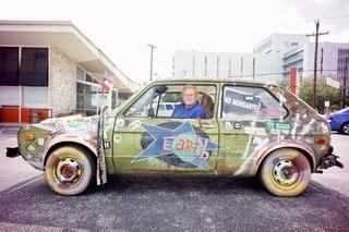 Gene Elder's Volkwagen Rabbit