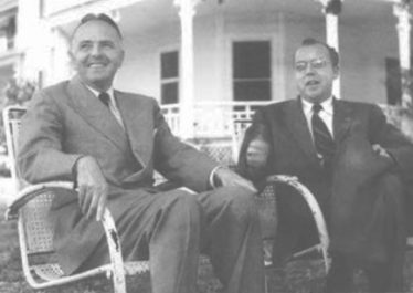 Tom and Earl Slick