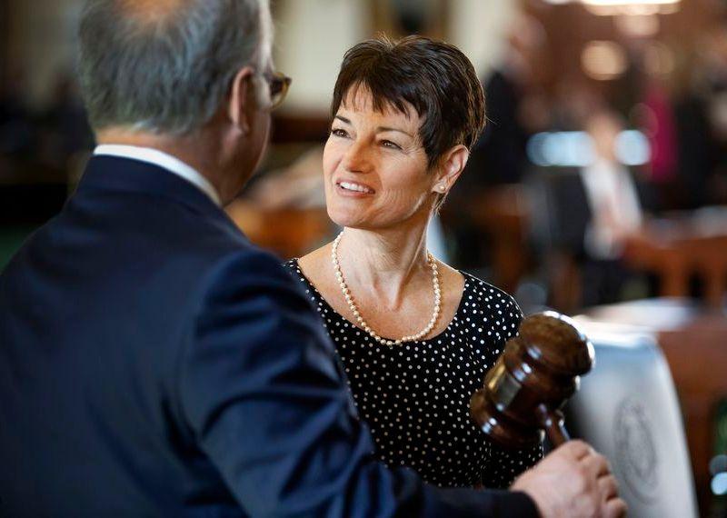 Sen. Donna Campbell, R-New Braunfels