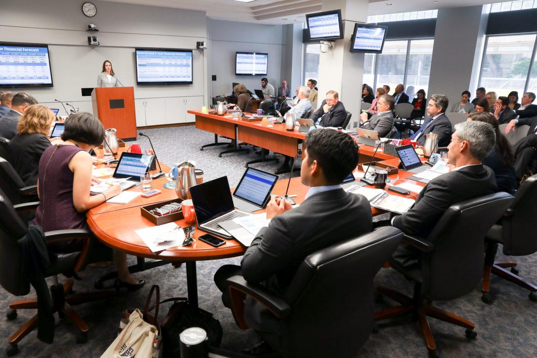The San Antonio City Council B-Session