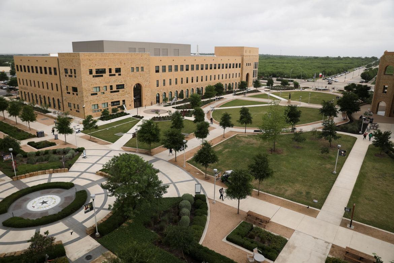 Texas A&M University - San Antonio celebrates its 10th anniversary this year.