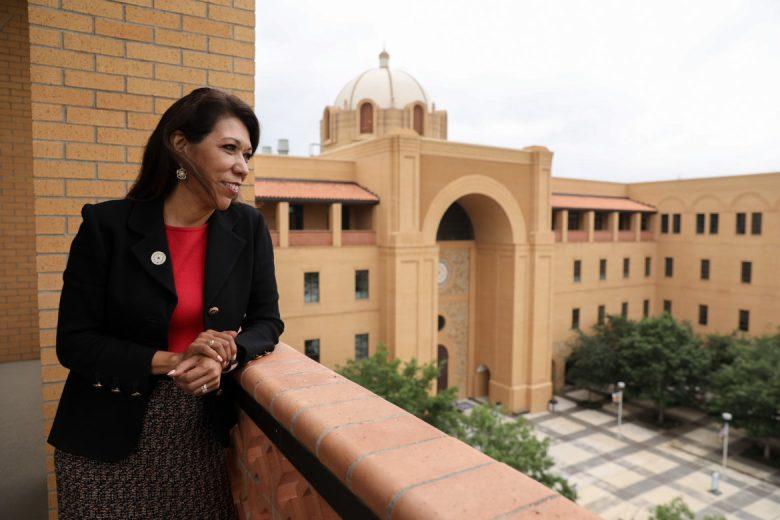 President Cynthia Teniente-Matson