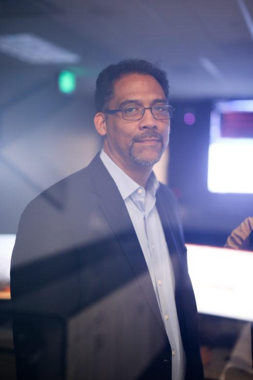 Accenture San Antonio Office Managing Director Ben Peavy