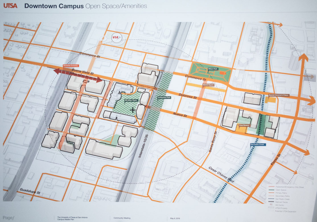 Renderings show the future of the UTSA Downtown Campus.