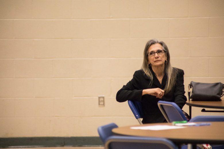 South San ISD school board president Connie Prado.
