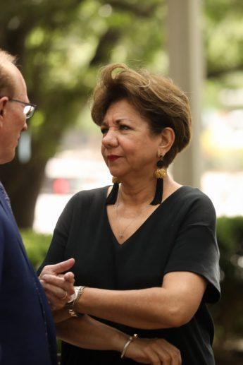 Hispanic Chamber of Commerce Diane Sánchez.