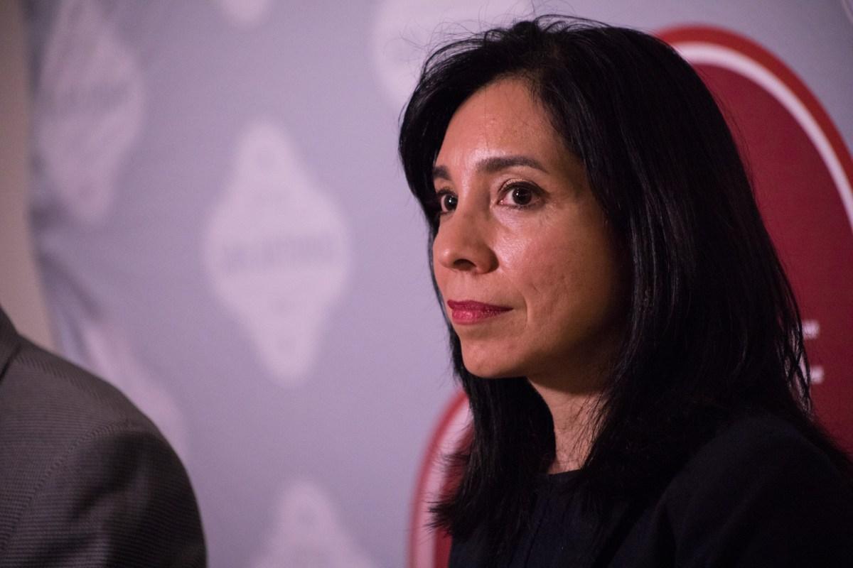 Deputy City Manager María Villagómez