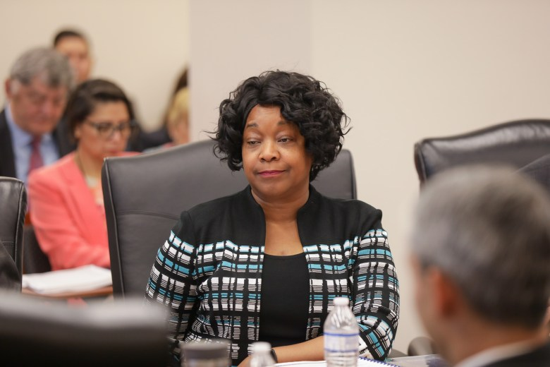 CPS Energy President and CEO Paula Gold Williams.