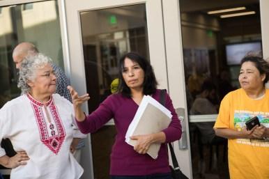 Leticia Sanchez, Historic Westside Residents' Association Co-Chair