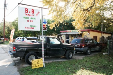 B&B Tamales is located at 866 W. Mayfield Blvd. near South Park Mall.