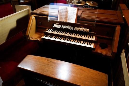The Möller Organ at St. Paul United Methodist