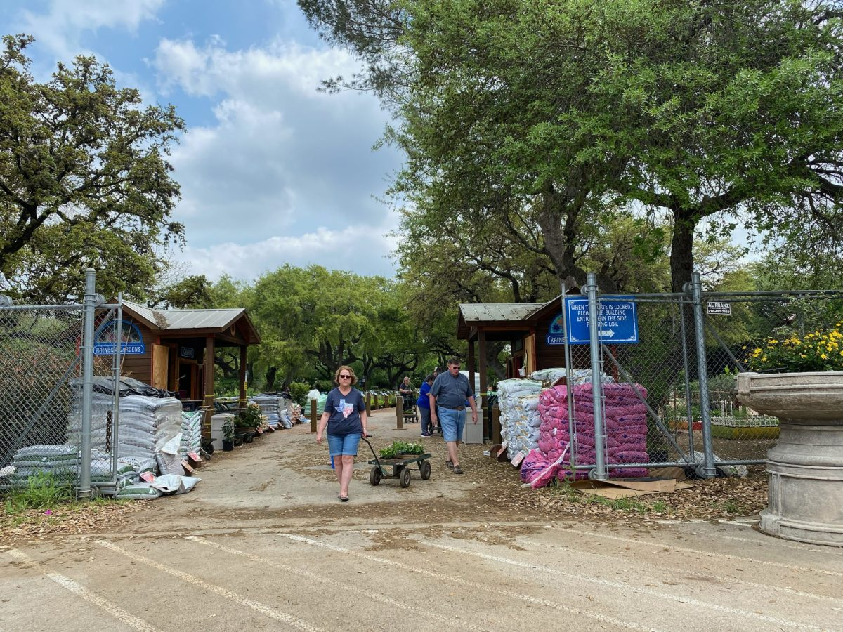 For Stay At Home Stress Relief San Antonians Turn To Gardening