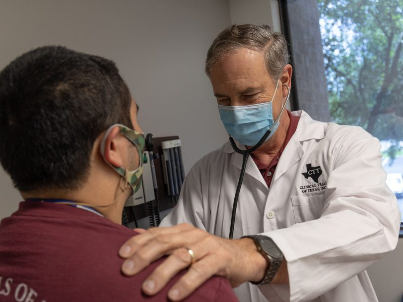 Per national guidance, local public health officials are preparing for the possibility of distributing a COVID-19 vaccine to high-priority groups as early as late October.