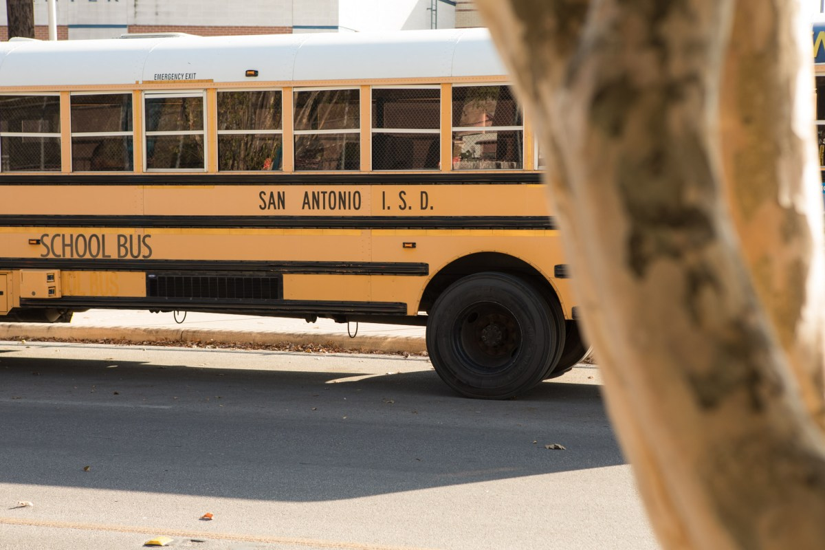 School districts across Bexar County are seeing an uptick in positive COVID-19 cases among both students and staff following the holiday break.