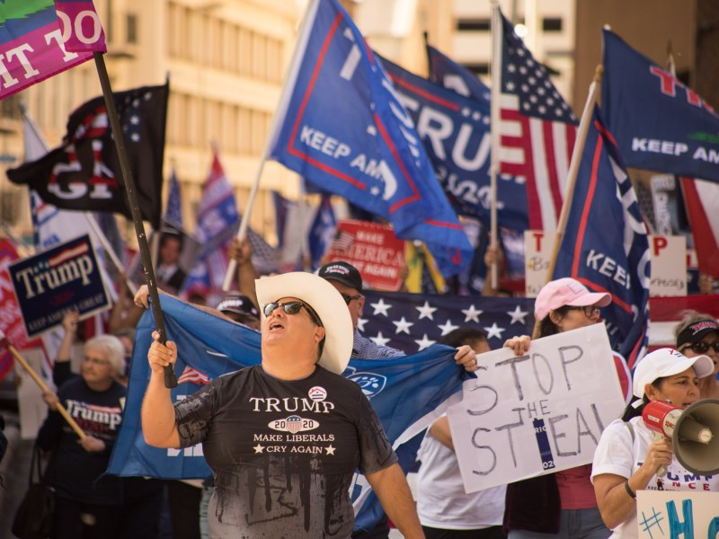 Amid a global pandemic and a violent wannabe coup, many Americans are rejecting a common reality. In its wake, partisan polarization and a dangerous aversion to nurturing the common good has thrived.