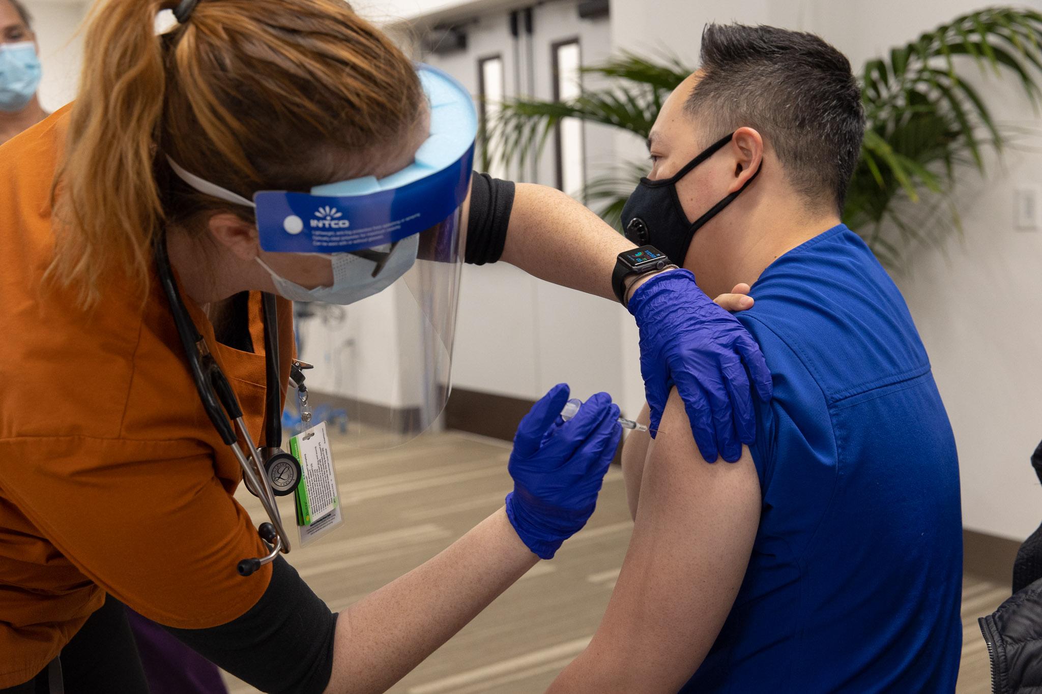 State names UT Health San Antonio's clinical practice city's latest vaccine hub