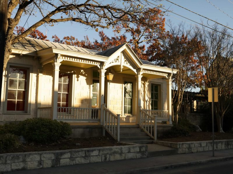 The San Antonio African American Community Archive and Museum will be located at La Villita.