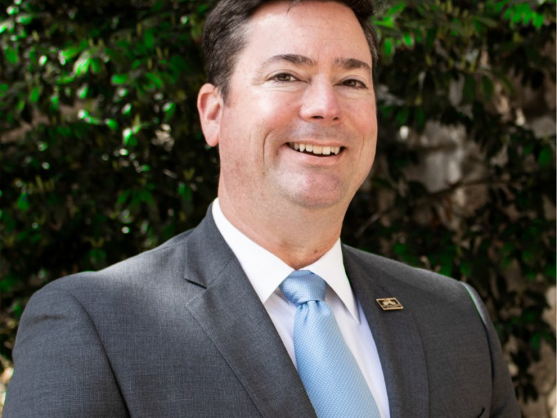Jeff Fair has been named vice president of cybersecurity and economic development at the San Antonio Chamber of Commerce.