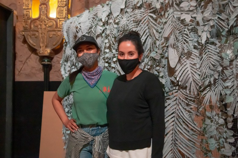 Pam and Paloma Cortex, founders of Wide Awake Creative Studio have curated an installation with seven local artists in partnership with Pabst Brewing Company.