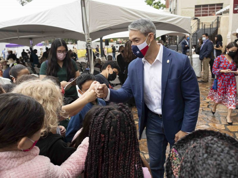 Mayor Ron Nirenberg is on a path to become the city's first four-term mayor since term limits were relaxed.