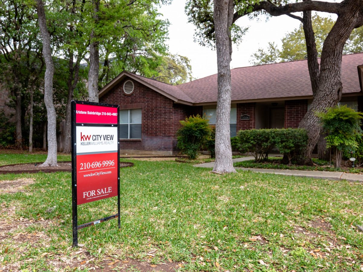 Realtor Kristene Bainbridge, who showed this Northside home, said the owner received 11 offers in the first 24 hours the home was listed. Most of the offers were cash offers above the asking price.