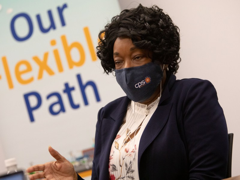 CPS Energy CEO Paula Gold Williams