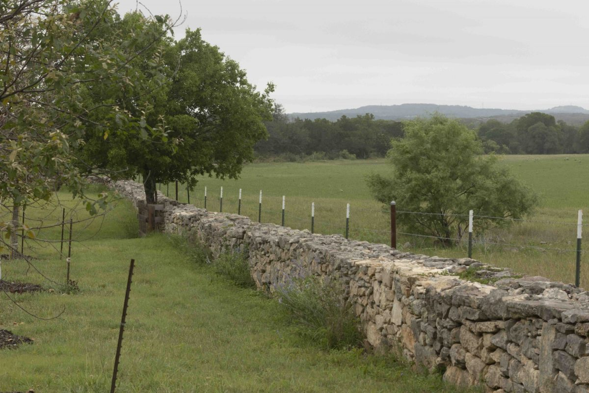 Property belonging to Scott Gruendler could be in jeopardy if SAWS follows through on a plan to route wastewater through aquifer conservation land in north Bexar County.