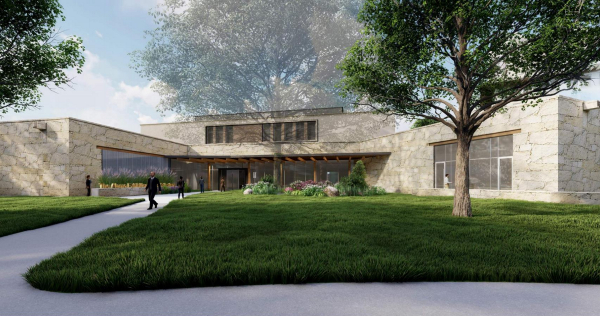 New collections building on Alamo grounds to house artifacts donated by Phil Collins