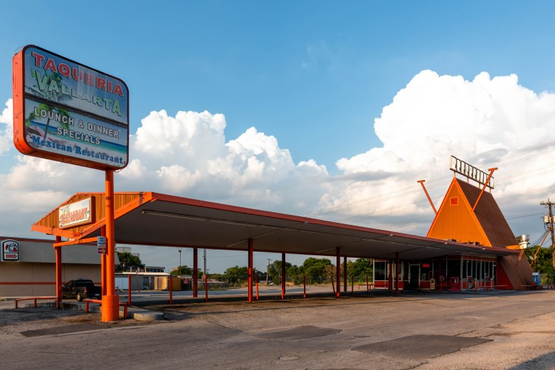 Taqueria Vallarta on Broadway takes residence in a Whataburger building from yesteryear.