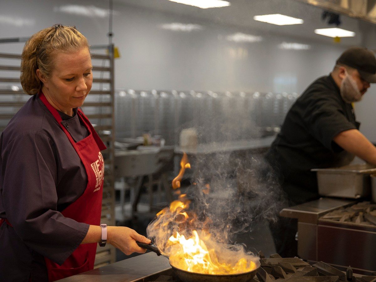 Kelly Daughety, community wellness educator and chef at the San Antonio Food Bank, has been selected as one. Of the ambassadors for the UNESCO Creative City of Gastronomy.