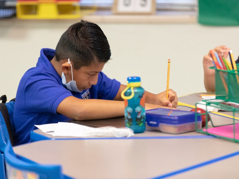 The Texas Education Agency (TEA) announced that school districts will need to inform staff, teachers, and the family of all students in a classroom following a confirmed positive case of COVID-19.