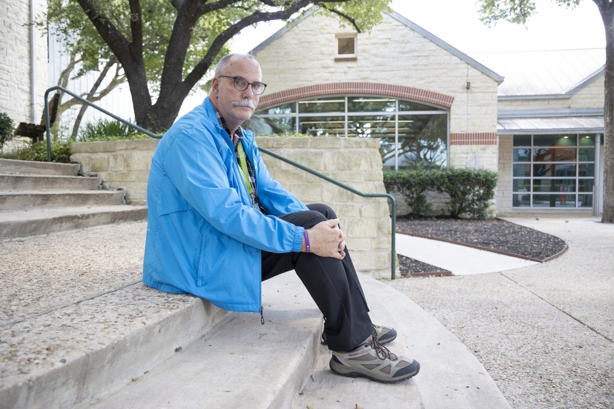 Rick Edwards has worked at Clarity Child Guidance Center for about 45 years.