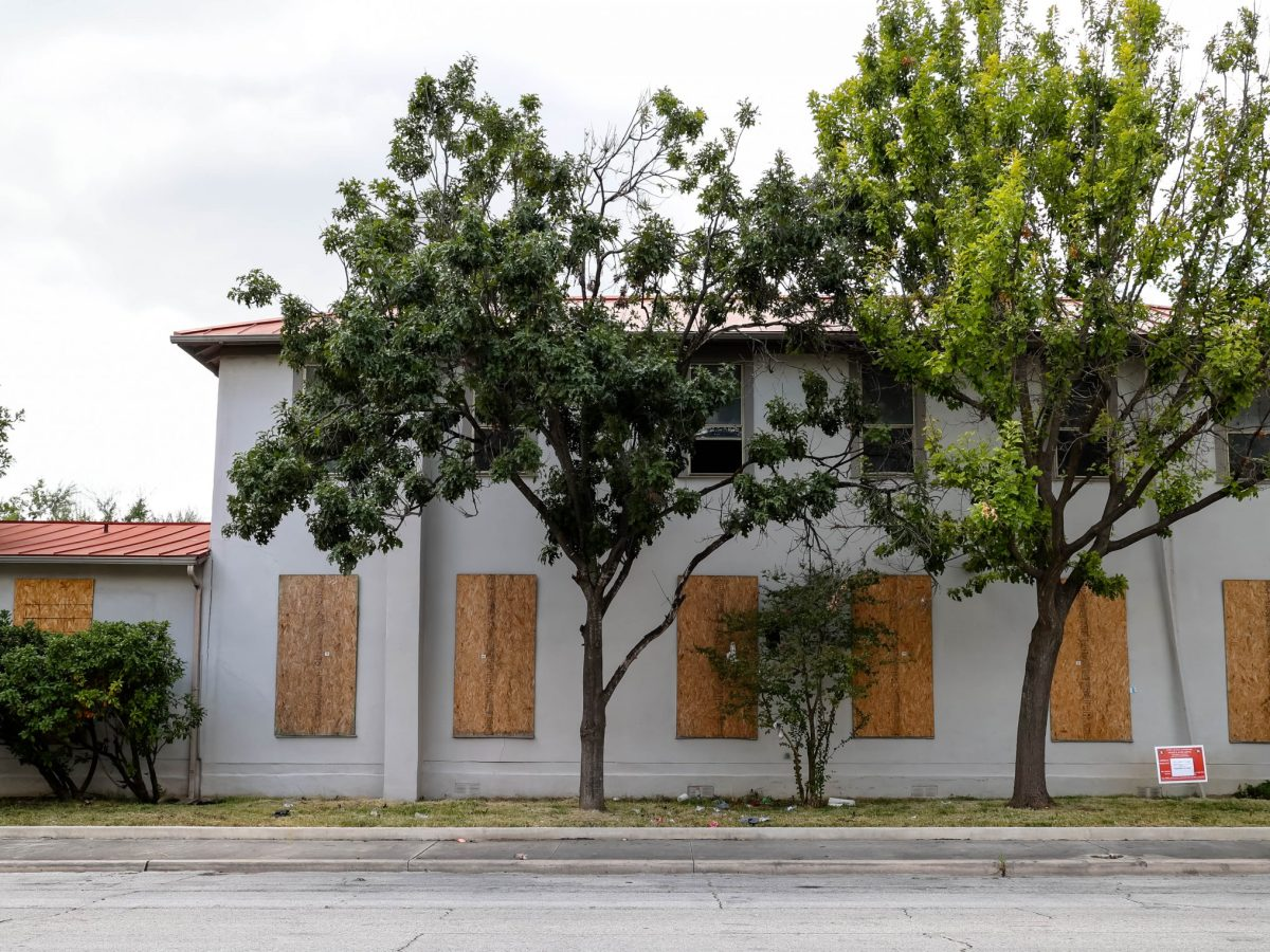 The Dashiell House located at 503 Urban Loop will be declared a historic landmark following a vote by the Historic and Design Review Commission to preserve the former brothel-turned orphanage.