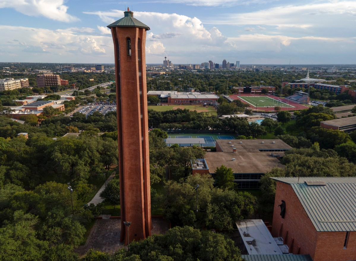 Trinity University received $25 million – the largest donation in school history – from alumnus Michael Neidorff and the Neidorff Family Trust.