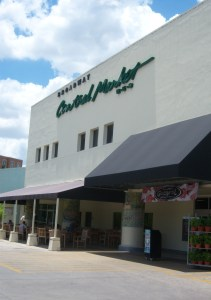 Photo of HEB's Central Market in San Antonio, Texas.
