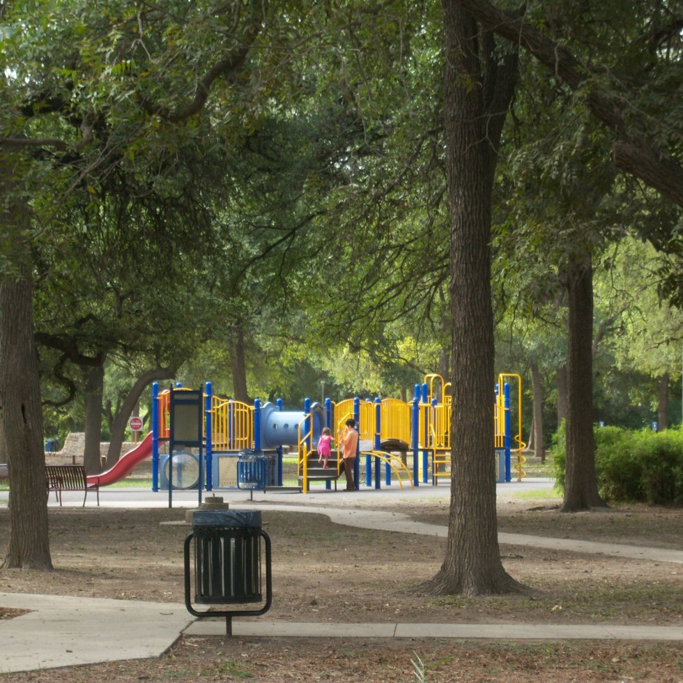 Photo of Olmos Park Playground in San Antonio, Texas
