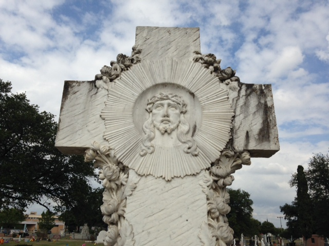 Photo of Tombstone at San Fernando Cemetery #2