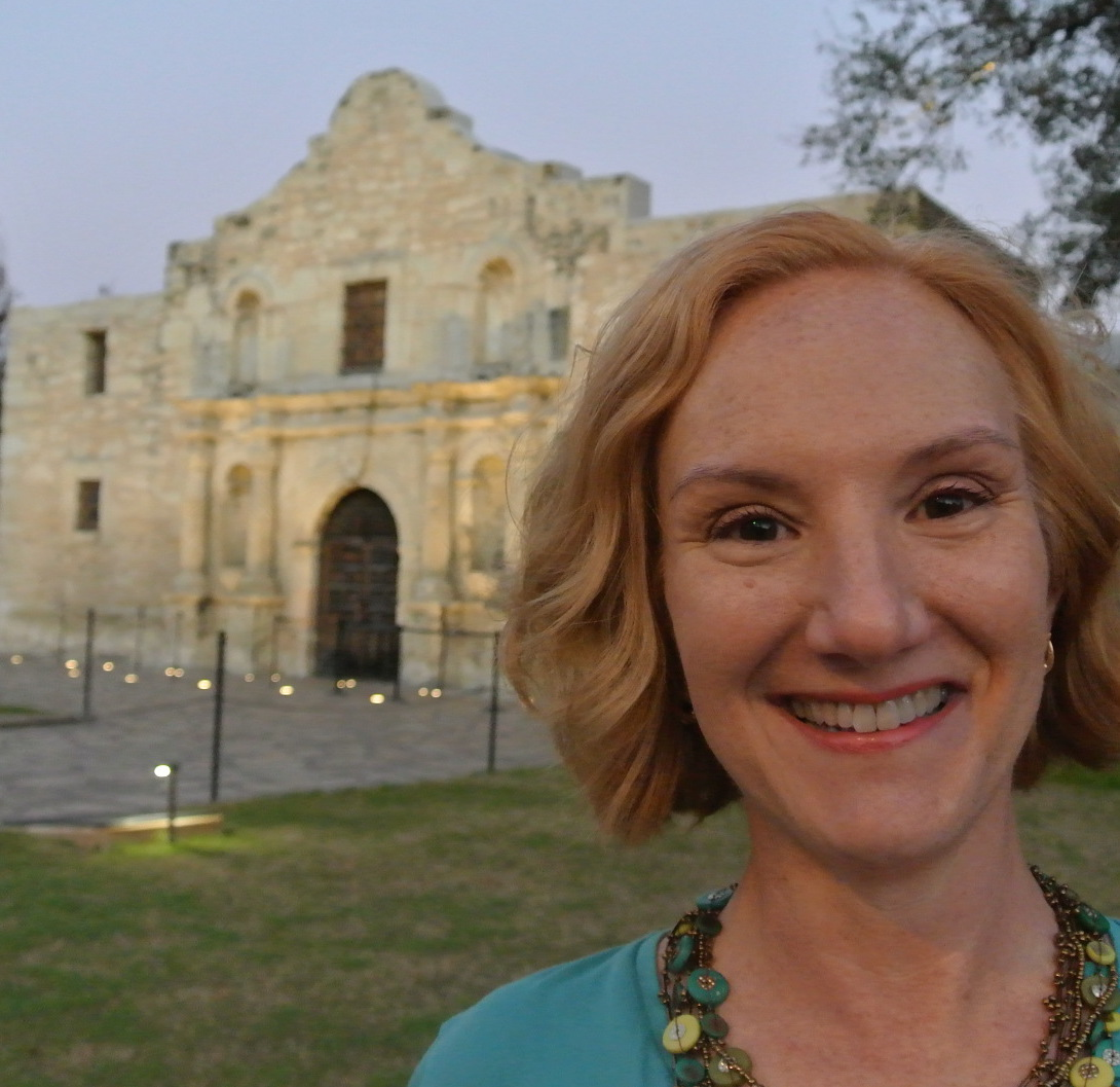 "Photo of Denise Barkis Richter, Ph.D., author of ""100 Things To Do in San Antonio Before You Die"" (Reedy Press)."