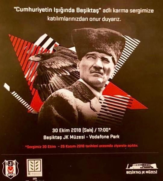 Beşiktaş Sergisi 0
