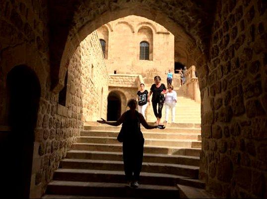 Mardin'i Kedi gibi kokluyorum