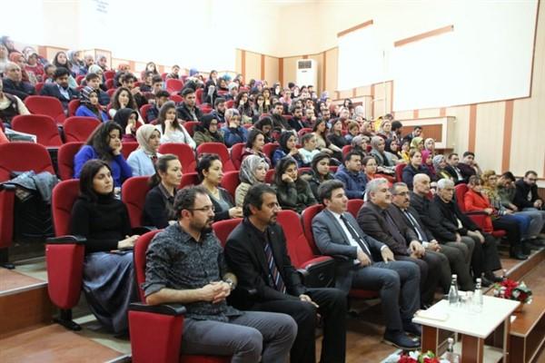 Türkoloji Alimi Kilisli Muallim Rif'at Bilge anıldı.