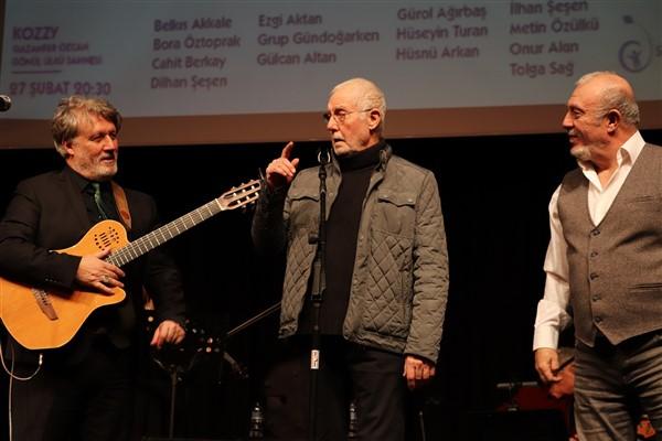 Şarkılar Serhan ve 'Yaşama Saygı' için söylendi
