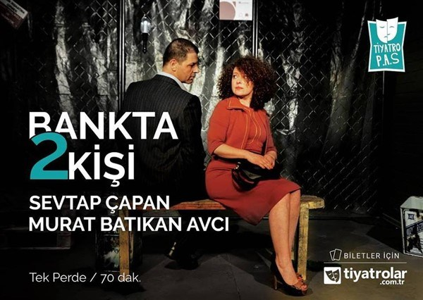 """31 MART 2019 P A Z A R """"Bankta 2 Kişi"""""""